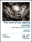 The cost of our ageing society